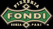 Fondi Pizzeria Logo with Senza Pari