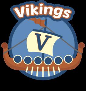 Voyager Elementary School Logo